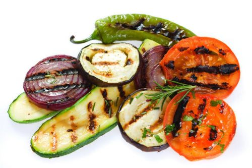 Овощное барбекю