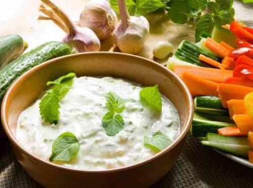 Греческий соус