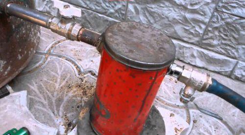 Самодельный генератор дыма для коптильни