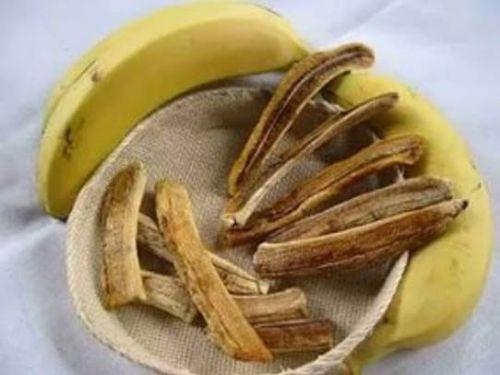 Вяление бананов на солнце