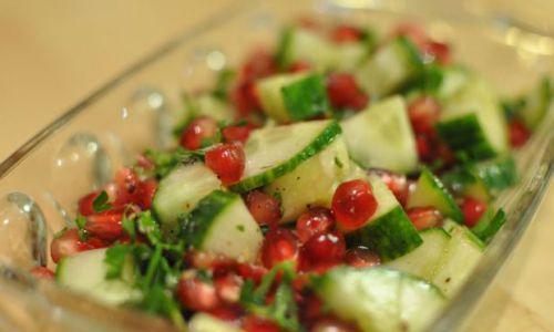 Гранатовый салат