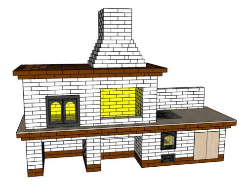 Проект барбекю