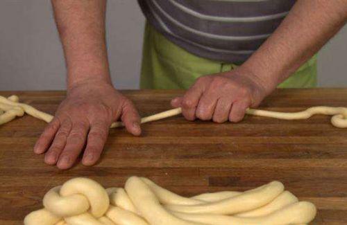 Изготовление лапши