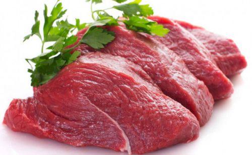 Кусок мясной вырезки