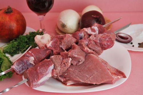 Шашлык из мяса