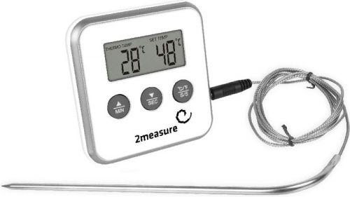 Электронный термомерт с внешним датчиком