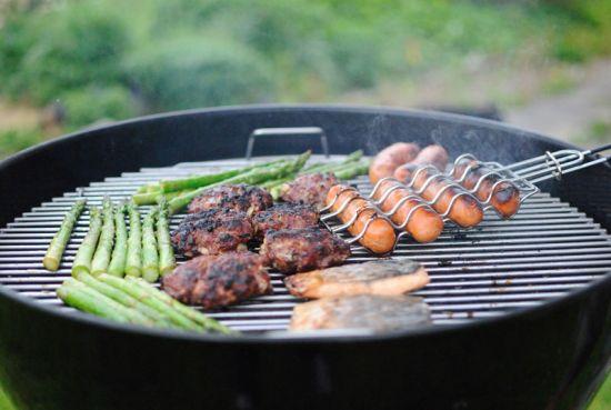 Приготовление блюд барбекю