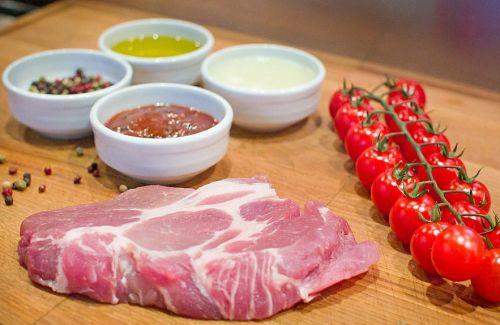 Ингредиенты для маринада для свинины
