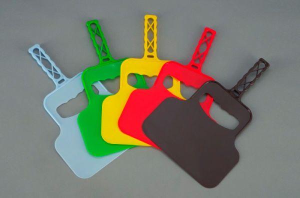 Пластиковые вееры для мангала