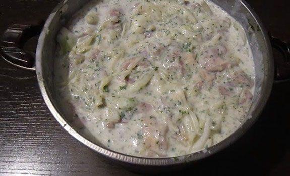 Маринование мяса в маринаде