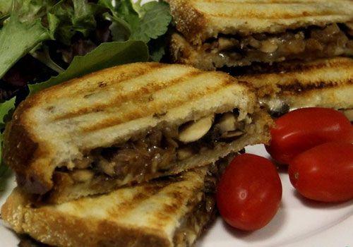 Бутерброды-гриль