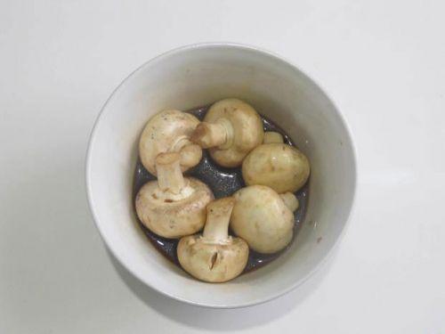 Маринование грибов в соевом соусе