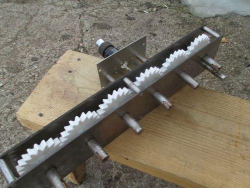 Устройство для вращения шампуров