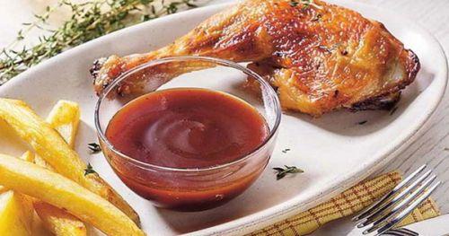 Томатный соус к курице