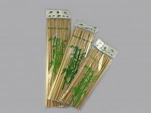 Бамбуковые палочки для шашлыка