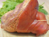 Копченая свиная рулька