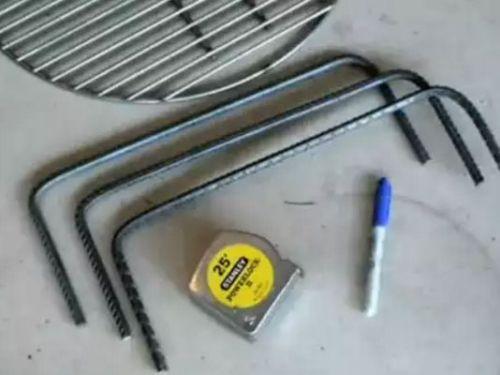 Стальные элементы для рабочей поверхности