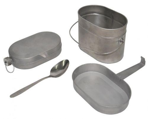 Титановый набор для похода