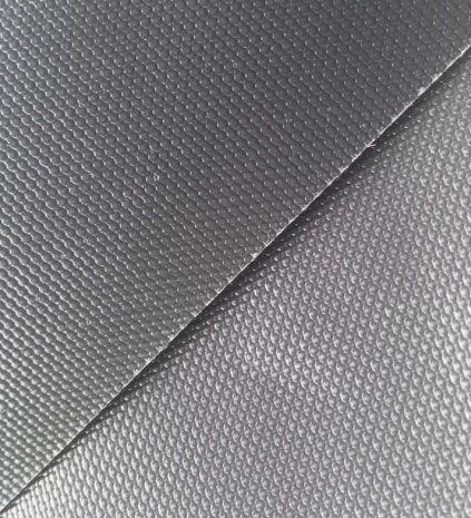 Коврик для мангала с рельефной поверхностью
